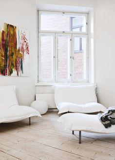 Tanja Jänicke cozy apartement in Helsinki @DecoCrush