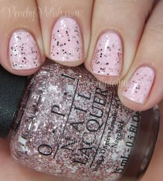 OPI Spring 2014 Muppets Most Wanted Collection Let's Do Anything We Want!   Peachy Polish