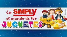 Juega a #ElJugeTEST con el catálogo de juguetes del @ClubSimply y gana fantásticos regalos!