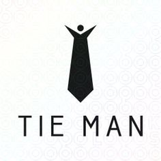 Tie Man logo