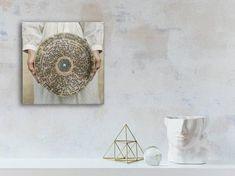 Eshet Chayil Judaica Drum Canvas Wall Art, Woman #judaicaart #jewishgifts #bibleversesign #birthdaygift #eshetchayilart #womanofvalorart #framedrumart #judaicacanvasart #judaicawallhanging #jewishhomegift #jewishweddinggift #bedroomwallart #livingroomdecor Canvas Art Prints, Canvas Wall Art, Art With Meaning, Good Vibe, Jewish Gifts, Jewish Art, Mandala Art, Unique Art, Art Pieces