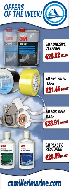 The new special offers at Camilleri Marine!  http://camillerimarine.com/en/products/webshop/bycategory/399/name/asc/12/1/special-offers.htm