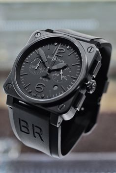 Bell and Ross Aviation Phantom   - Wristgame #MichaelLouis