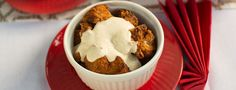 Chewy bread in a decadent, creamy pumpkin custard, this is the perfect dessert to put front and center on the Thanksgiving table. Serve with Vanilla Bean Whip. FromForks Over Knives — The Cookbook Instructions: Preheat the oven to 350ºF. Have...  Read more