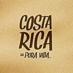 Costa Rica - Pura Vida