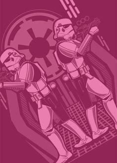 Shirt Punch Stormtrooper tee