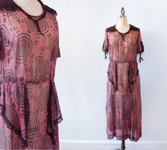 Hey, I found this really awesome Etsy listing at https://www.etsy.com/au/listing/227160445/1920s-dress-20s-flapper-novelty-print