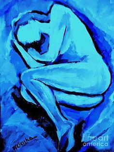 Night s embrace by Helena Wierzbicki