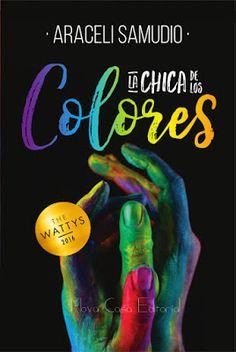 A través de un libro: Reseña: La chica de los colores - Araceli Samudio