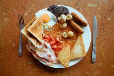Sami's full English breakfast | Flickr: partage de photos!
