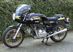 Ducati 900 SS 1980