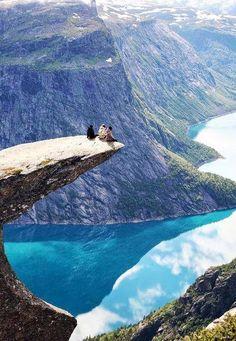 Trolltunga - Norway