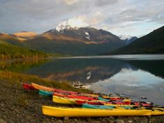Best hikes near Anchorage by @Falcon Guides