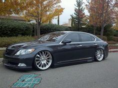 LEXUS LS460 AirRunner/ On the Ground by Air Runner Systems. Click to view more photos and mod info. Lexus Ls 460, Acura Tl, Lexus Cars, Car Shop, Japanese Cars, Custom Cars, Mazda, Cool Cars, Dream Cars