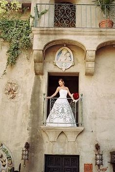 Romeo and Juliet Themed Wedding of Luca Ceccarelli and Irene Lanforti in Verona