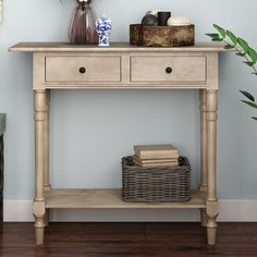 Three Posts Morristown Console Table