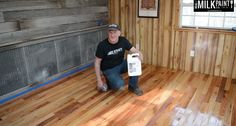 How to revive old wood with Tung Oil! Watch our How-to video by Real Milk Paint!