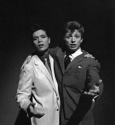 Cliff Richard & Tommy Steele
