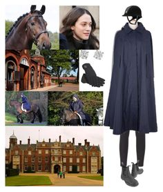 """Riding around Sandrigham Estate with her mother and Alice"" by new-generation-1999 ❤ liked on Polyvore featuring Phase Eight"