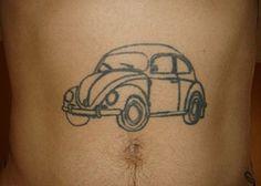car logo tattoo's