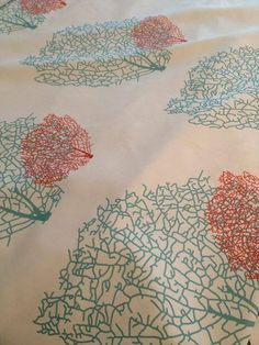 {Driftwood Coral} Twist of Tangerine + Turquoise by Cotton + Quill