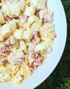 Greek Recipes, New Recipes, Favorite Recipes, Biscuit Sandwich, Steamed Mussels, Greek Salad, Salad Dressing, Pasta Salad, Potato Salad