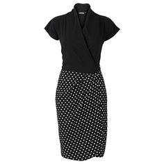 Classy conservative boss lady dress