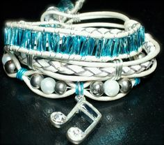 Dizzy Bees Bracelet on facebook.