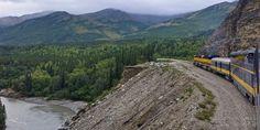 Alaska Railroad Travel