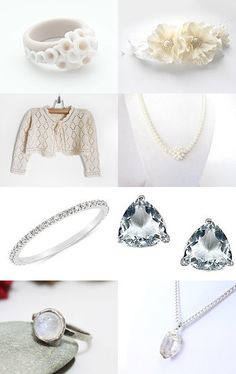 Perfect white by Mademoiselle K on Etsy--Pinned with TreasuryPin.com