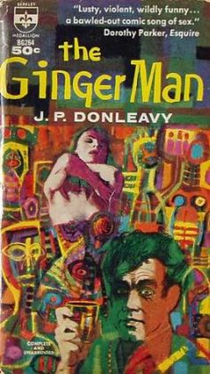 The Ginger Man by J.P. #Donleavy