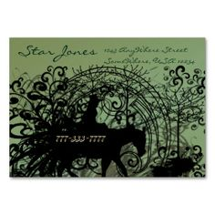 Grunge business card business card templates pinterest cowgirl grunge business card reheart Choice Image