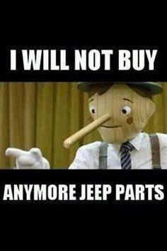 Jeep memes! - Page 17 - Jeep Wrangler Forum