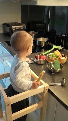 mamoza: Pomóż mi, mamo, pomagać w kuchni, czyli o kitchen ...