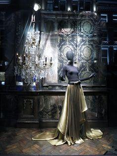 www.retailstorewindows.com: Ralph Lauren, London