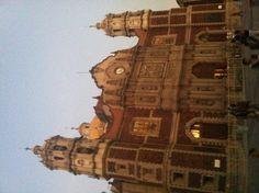 Basilica de la Virgen de Guadalupe, México DF