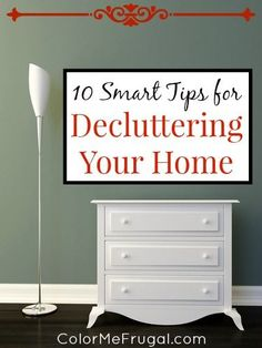 Has clutter taken over your life? If it has, you're not alone! Take back your house and your life by decluttering! Don't know where to start? Read on!: