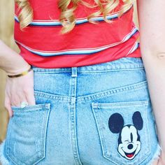 A little Mickey is always in style🐭❤ Disney with @perksofaparkhopprincess is only 10 days away and I'm getting all packed to see my main mouse😍 I'll be sure to bring these beauties along with lots of mouse ears! What's your Disney Park style?✨ • • • • • • #mickeystyle #disneystyle #featuremydisney #magicalmemories #DisneyInstagram #disneylifestyleblogger #disneyaddicts #dailydisney #disneyfashion #dreambigprincess #heymickey #disneycountdown #wdwbde #disneyootd #disneyblogger
