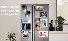 Twoja #fotografia na magnesie, sam możesz skomponować swój własny #projekt. Magnesy ma lodówkę możesz kupić na Allegro.