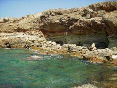 (Beach) Agios Andonis beach, Elounda