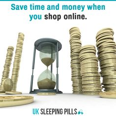 Save time and money when you shop online.