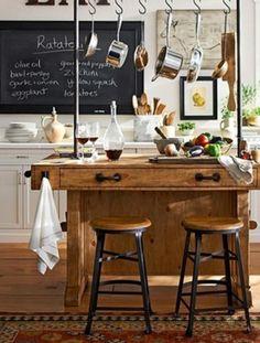 Werkeln in der Küche