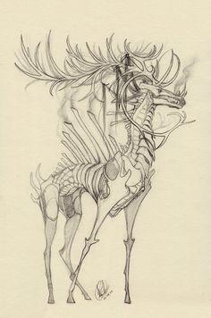 Unknown Deity by RayEtherna on DeviantArt