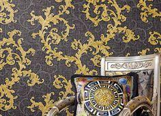 35 Meilleures Images Du Tableau Papier Peint Versace A S Creation