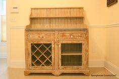 one our many wine cabinet designs This one done for a coastal home.