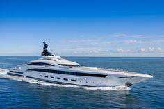 """CRN """"Yalla"""" 73 m Superyacht"""