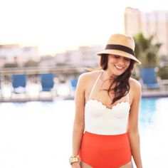 Style File: One Piece Swimsuit