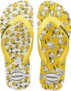 Snoopy Men's Flip Flop - Snoopy Flip Flops for Men - Havaianas