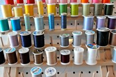 The Right Spool: Different Types of Sewing Thread