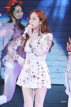 Jessica On Cloud 9' 10th Anniversary Mini Concert in Taiwan